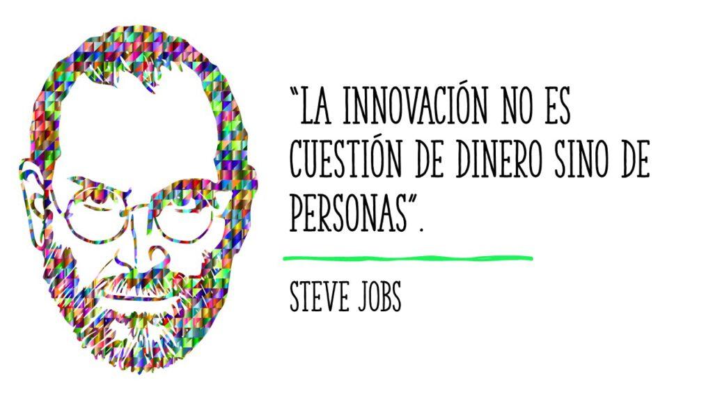 innovacion steve jobs